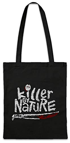 Urban Backwoods Killer By Nature Boodschappentas Schoudertas Shopping Bag
