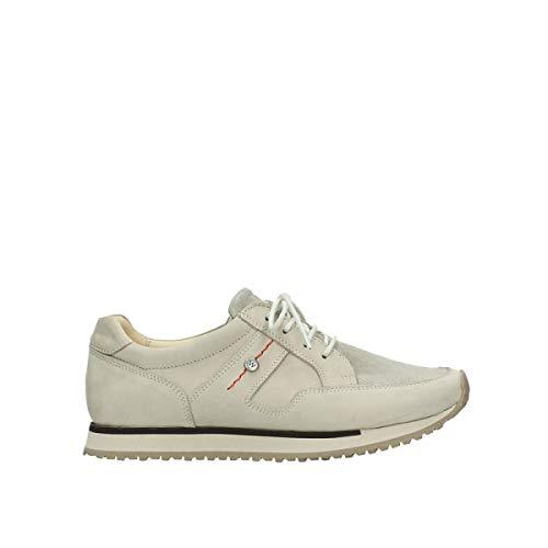 Wolky Comfort Sneakers e-walk - 20390 beige Nubukleder - 39
