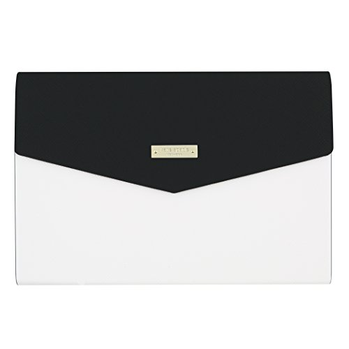 Kate Spade New York perforiert Umschlag Folio Schutzhülle für Apple iPad Mini 4 Mehrfarbig Schwarz/zementfarben