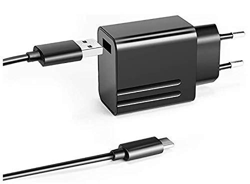 KFD 5V 3A Adaptador Cargador portátil para JBL Charge 4, JBL Flip 5, JRPOP- Adaptador JBL JRPOP de Corriente para Altavoz portátil Bluetooth Cargador de Fuente de alimentación