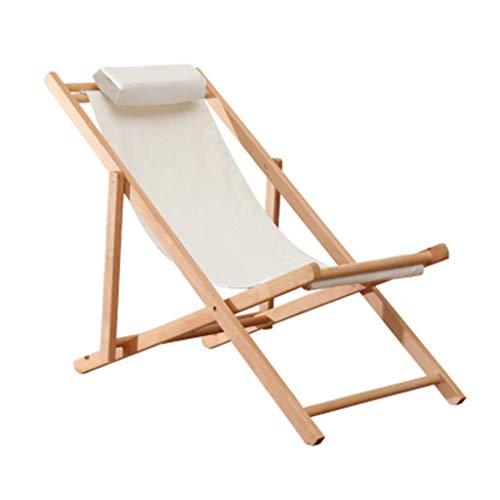 Lounger Poltrone reclinabili Lettino Sedia da Spiaggia in Miniatura sedie a Sdraio Decorazione|Lettino da Giardino Sdraio Pieghevole|Lettino reclinabile,Max 160 kg