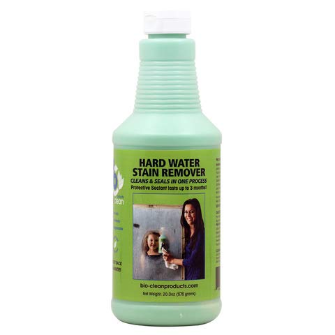 Bio Clean: Eco Friendly Hard Water Stain Remover (20oz...