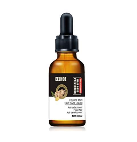 10X-Regro Strong Hair Serum Rapid Growth Hair Treatment 30ml,Repairs Hair Follicles,Hair Thinning,Balding,Promotes Thicker,Stronger Hair Treatment Liquid Hair Loss for Women & Men Dense Thicken Hair
