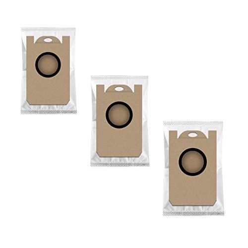 Set di sacchetti per la polvere per aspirapolvere robot HONITURE Q6, confezione da 3