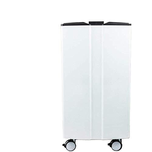 Pkfinrd – Purificador de aire, HEPA, 400 m3/h, filtro de carbón, onda de plasma contra alergias, humo, polvo fino, polen, blanco, W326xD400xH742 (mm)