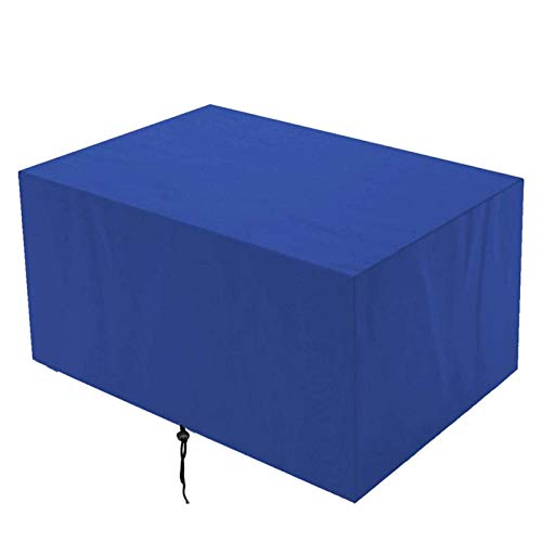 QIAOH Garden Furniture Covers 97x73x40in, 420D Protective Cover Protective Cover for Garden Furniture, Outdoor Furniture Covers Waterproof, Patio Furniture Cover