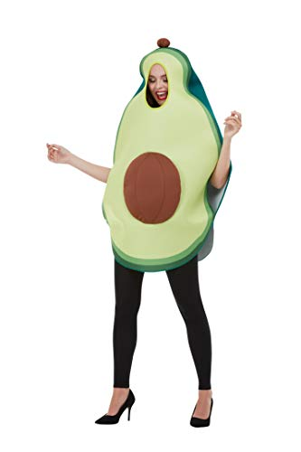 Smiffys 50718 Avocado Costume, Unisex Adult, Green, One Size