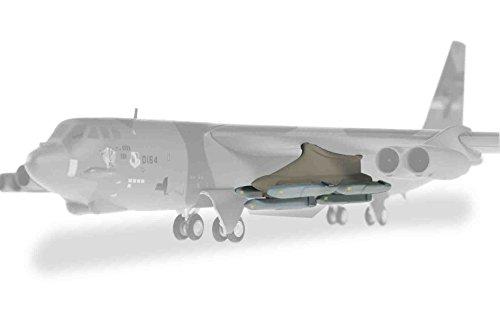 Daron Herpa AGM-86 Cruise Missile Set B52 1980's 1/200