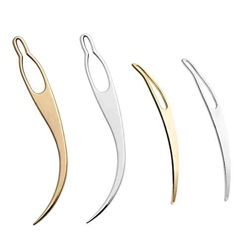 4 Pieces Dreadlock Tool Interlockin…