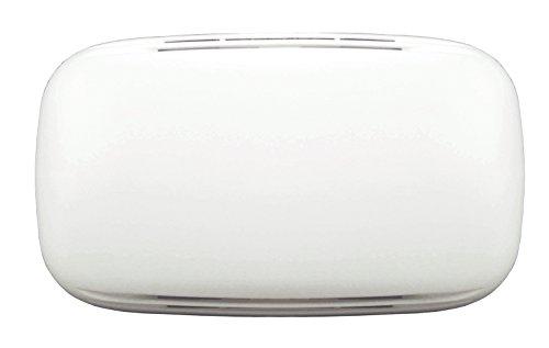 """Heath Zenith SL-2735 35/M Wired Door Chime with Sleek Modern Design Cover, White, 8.86"""" W x 1.61"""" D x 5.39"""" H"""