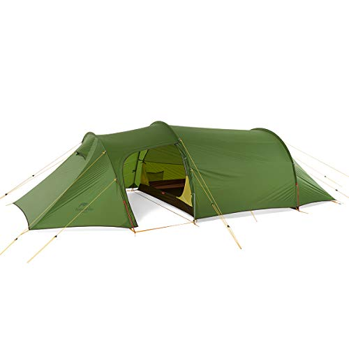 Naturehike Opalus 2 Person Tent for Backpacking Lightweight Waterproof Camping Tunnel Tent with...