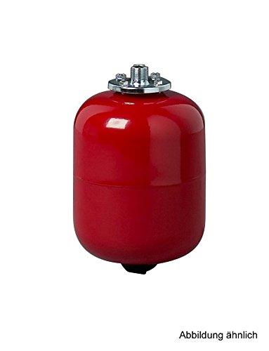 B-Ware Ausdehnungsgefäß für Heizung 35 Liter Versandrückläufer mit Dellen