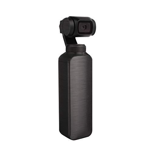 Alikeey camera-accessoires, waterdichte pvc-stickers van luxe metallic-kleurentas voor DJI OSMO