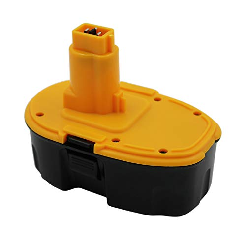 KINSUN Replacement Power Tool Battery 18V 2.0Ah for Dewalt Cordless Drill Impact Driver DC9096 DE9039 DE9095 DE9096 DE9098 DE9503 DW9095 DW9096 DW9098 DC618 DC988KB