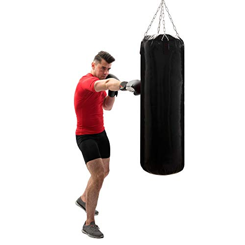 Marbo Sport Boxsack 150 cm fi45cm ungefüllt + Torpedo MC-W150|45