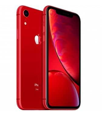Telefono movil Smartphone reware Apple iPhone XR 648gb Red 6.1pulgadas reacondicionado - refurbish - Grado a+