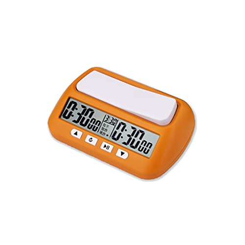 TJUYT Temporizador de Cocina Digital Temporizador de Cuenta atrás Cocina Cronómetro de Alarma Fuerte Reloj de Temporizador de dígitos Grandes para cocinar Juegos Deportivos