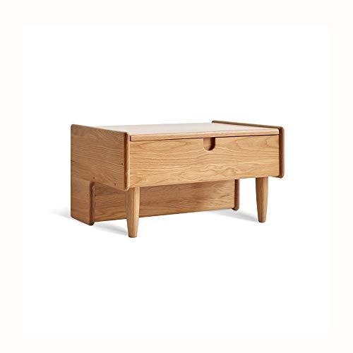 HIZLJJ Frisierkommode, Holz Mini Bay Window Dressing Tisch Moderne Minimalist Kleine Wohnung Frisierkommode