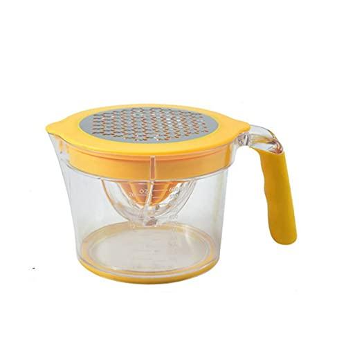 RONGXIANMA Manual Juicer Multifunctional Portable Manual Juicer Lemon Four-In-One Fruit Orange Household Juicer