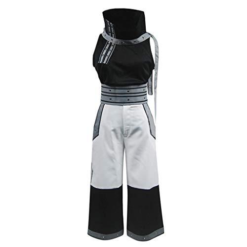 CosplayDiy Men's Suit for Anime Soul Eater Black Star Cosplay Costume XXXL