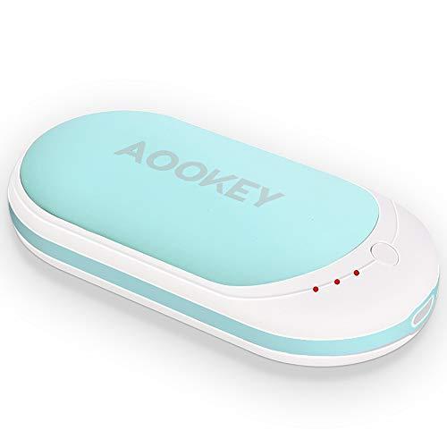 #2 Aookey 5200 mAh - Calentador de Manos USB 🔥