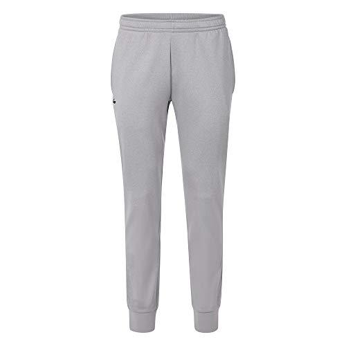 Lacoste Herren XH6781 Jogginghose, Männer Jogger,Trainingshose,Sporthose,Regular Fit,Grau,6