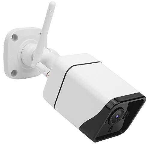 Cámara de seguridad, 1080p, cámara con batería de panel solar, resistente al agua,sistema de seguridad para el hogar HD, detección de movimiento al aire libre, para el hogar, para el e(4G-APN)