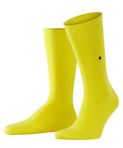 Burlington Herren Lord M SO Socken, Blickdicht, Gelb (Sunlight 1141), 40-46 (UK 6.5-11 Ι US 7.5-12)