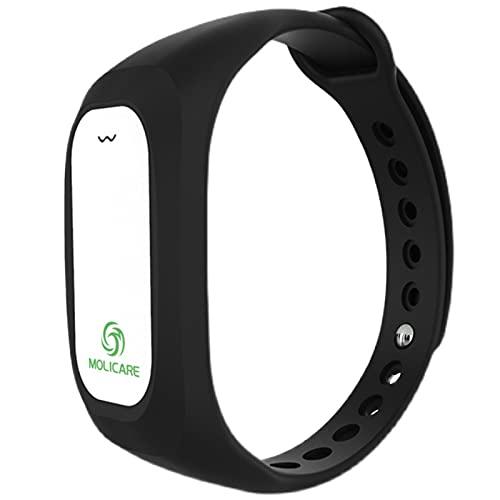 CFSYS Reloj De Ronquido para Dormir para Hombre Mujer En Forma De Diseño, Diseño con Forma Recargable por USB, Biosensor Automático para Detectar