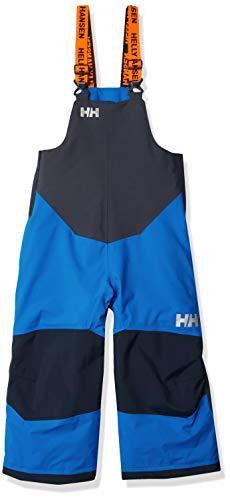 Helly Hansen Kinder Latzhose Rider 2 Latzhose, Sonic Blue, 8, 40342