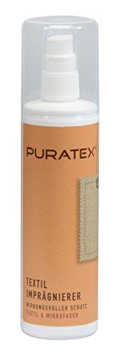 PURATEX Imprägnierer für alle Textilien auf Möbeln und im Auto 200 ml von LCK