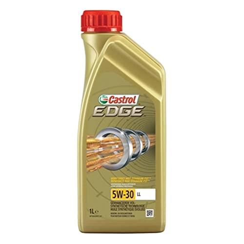 Olio motore auto lubrificante Edge 5W30 LL Long Life Titanium 1L