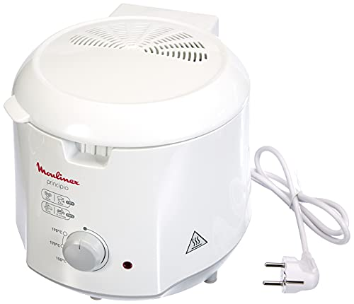 Moulinex AF2301 Principio Mini Friggitrice Compatta con Potenza di 1000 W