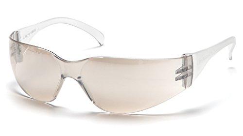 Pyramex Intruder Safety Eyewear, Indoor/Outdoor Frame, Indoor/Outdoor-Hardcoated Anti-Fog Lens