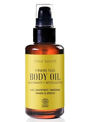 Firming YUZU Body Oil Aceite Corporal Reafirmante y Anticelulítico ECOCERT COSMOS ORGANIC - 100 ml