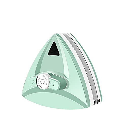 Toallitas de Vidrio magnéticas de Doble Cara se Pueden Modular Herramienta de Limpieza de Vidrio de Limpieza magnética Fuerte. (Color : Pink 5 to 30 mm)