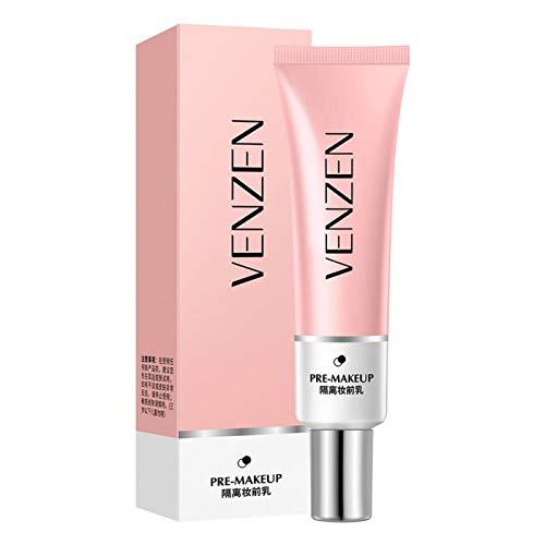 SueSupply Base de Maquillage pour Le Visage Pore Primer, crème d'isolement Rose, Pores Invisibles, Grandes Marques d'acné de Couverture, Peau Lisse 30g