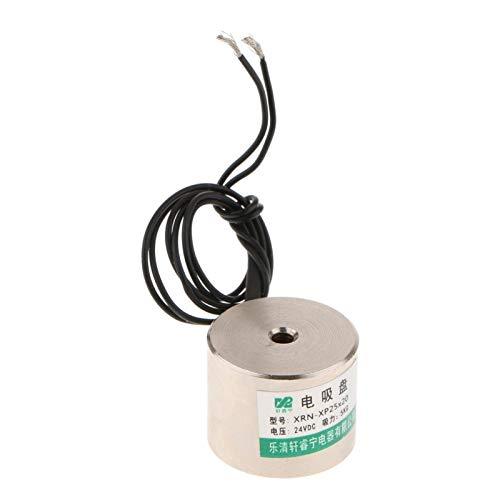 SUNTAOWAN Motor DC 24V electroimán de elevación del imán del Motor eléctrico for el transportador, máquina de clasificación
