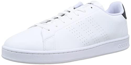 adidas Advantage, Zapatillas Hombre, Weiß Ftwbla Ftwbla Tinley, 44 EU