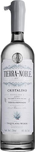 Don Julio Cristalino marca TIERRA NOBLE