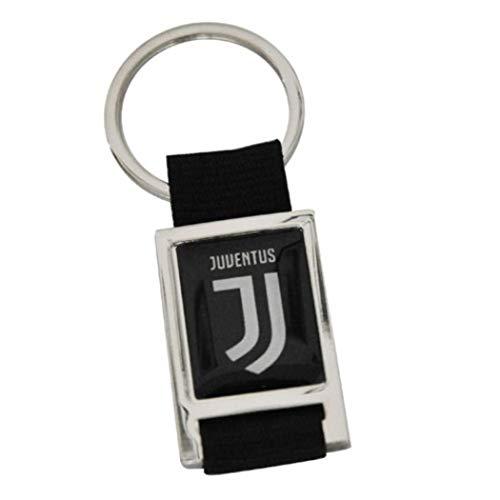 Juventus Turin Schlüsselanhänger 'Edelstahl'