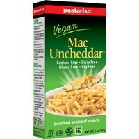 Pastariso Vegan Mac Uncheddar Dinner, 5 Ounce (Pack of 6)