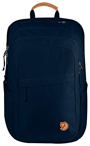 Fjällräven Rucksack Räven Luggage- Messenger Bag, Navy, 46 cm