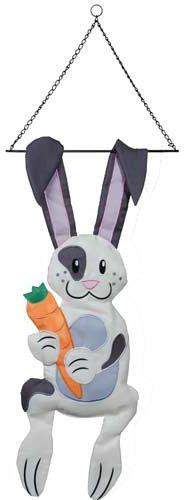 Premier Kites 59014Garten Swinger, flauschig Bunny