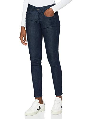 G-Star - Vaqueros para mujer Lynn, tiro medio, corte ajustado, azul lavado,...