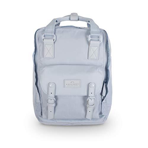 Doughnut Macaroon Pastel Series 16L Travel School Ladies College Girls Lightweight Commuter Casual Daypacks Bag Backpack (Blue Lotus)