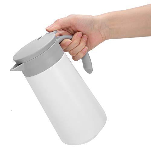 Gmkjh Teteras, Jarra Térmica, Jarra Aislada De 800 ML Jarra Térmica Revestimiento De Acero Inoxidable De Gran Capacidad Botella Aislada Al Vacío Hervidor Térmico