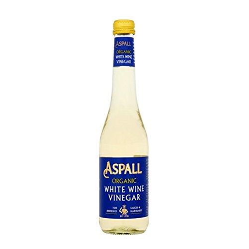 Aspall   White Wine Vinegar - Organic   6 x 350ML
