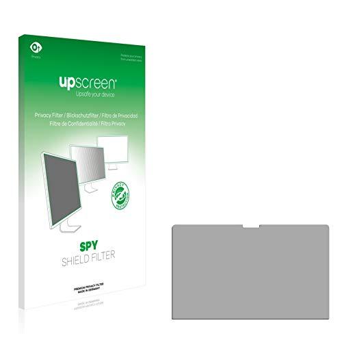 upscreen Spy Shield Filter Blickschutzfilter/Privacy für Asus Zen AiO Pro Z220IC (Sichtschutz ab 30°, Kratzschutz, abnehmbar)