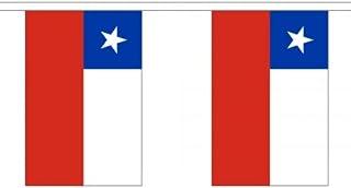 Amazon.es: bandera chile